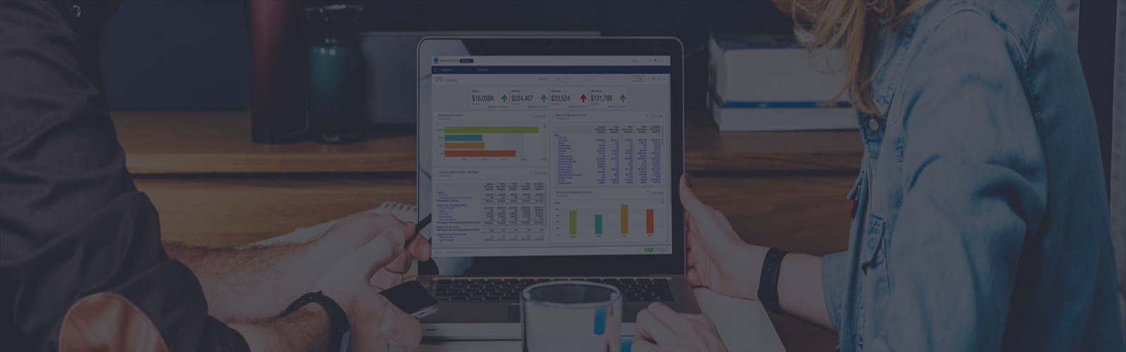 The leading accounting and financial management software